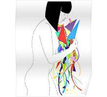 Color Vomit 3 Poster