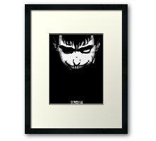 Guts dark Framed Print