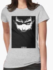 Guts dark Womens Fitted T-Shirt
