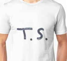 Taylor Swift Signature: T.S. Unisex T-Shirt