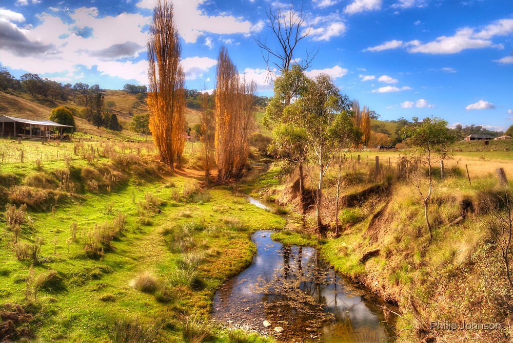Flow - Oberon NSW - The HDR Experience by Philip Johnson