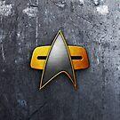 Starfleet iPhone Case II by Mattwo