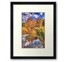 Seasons  - Oberon, NSW Australia - The HDR Experience Framed Print