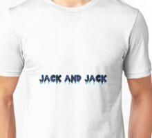 Jack and Jack wordart Unisex T-Shirt