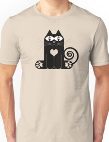 LOVE CAT Unisex T-Shirt