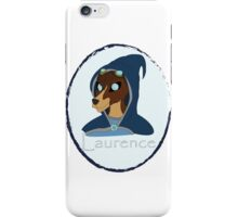 Laurence Wolf iPhone Case/Skin