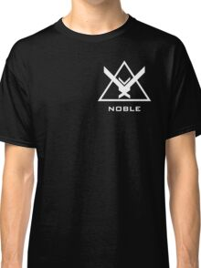Halo: Reach - NOBLE Insignia (White) Classic T-Shirt