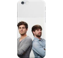 Ian and Anthony from SMOSH iPhone Case/Skin