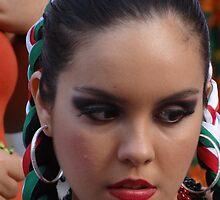 Mexican Beauty - Belleza Mexicana by Bernhard Matejka