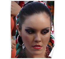 Mexican Beauty - Belleza Mexicana Poster