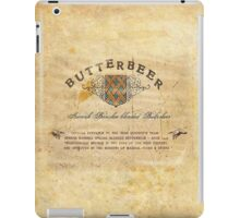 Butter Beer Labels iPad Case/Skin