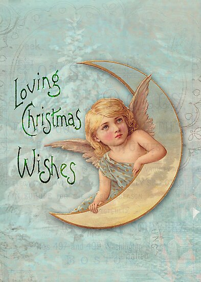 Loving Angel Wishes by Sarah Vernon