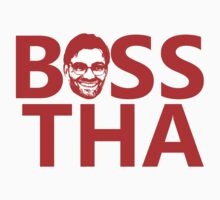 Jurgen Klopp - Boss Tha. Baby Tee