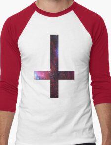 Anticross Men's Baseball ¾ T-Shirt