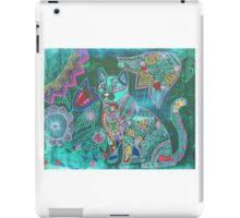 Garden Kitty iPad Case/Skin