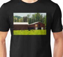 Kentucky Barn Quilt - 1 Unisex T-Shirt