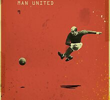 Bobby Charlton - Manchester United by homework