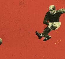 Bobby Charlton - Manchester United Sticker