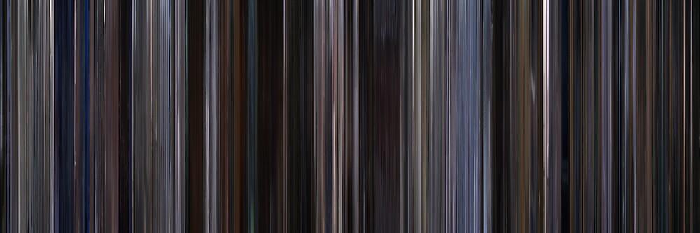 Moviebarcode: Heat (1995) by moviebarcode