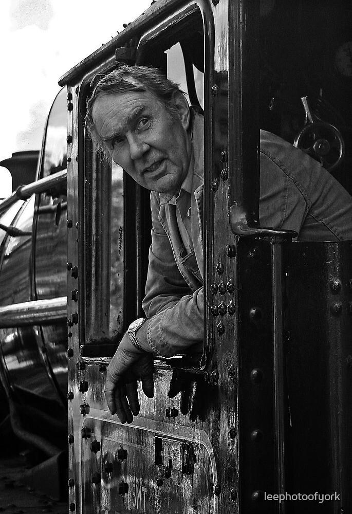 Engine driver by leephotoofyork