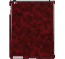 Crimson Haze iPad Case/Skin