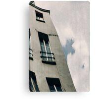 60 rue montorgueil paris Canvas Print