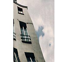 60 rue montorgueil paris Photographic Print