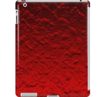 Crimson Rock iPad Case/Skin