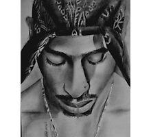 Tupac Photographic Print