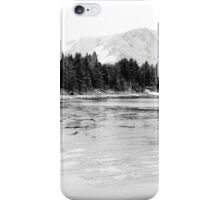 Frozen Tahoe iPhone Case/Skin