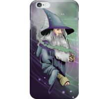 Gandalf the grey iPhone Case/Skin