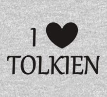 I Heart Tolkien by morTinuviel