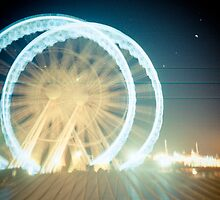 Brighton Wheel at Night by to67