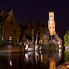 Bruges By Night by mps2000