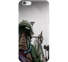 Toothy Dragon  iPhone Case/Skin