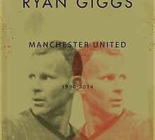 Ryan Giggs - Manchester United by homework