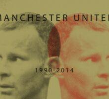 Ryan Giggs - Manchester United Sticker