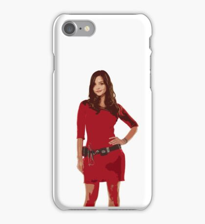 Oswin, The Impossible Girl iPhone Case/Skin