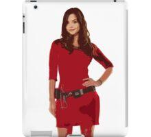 Oswin, The Impossible Girl iPad Case/Skin