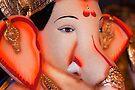 Moods of Lord Ganesh #5 by Prasad