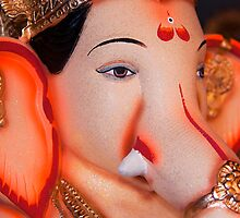 Moods of Lord Ganesh #5 by Prasad