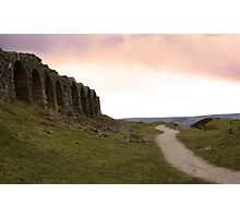 West Mines, Rosedale Photographic Print