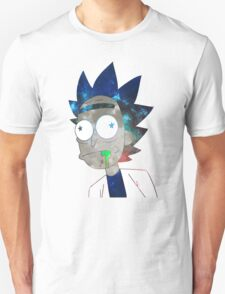 Space Rick Unisex T-Shirt