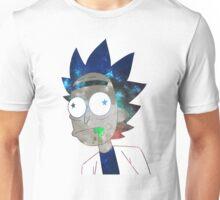 Space Rick Unisex T-Shirt