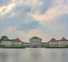 Schloss Nymphenburg (Nymphenburg Palace) 2 by scottsmithphoto