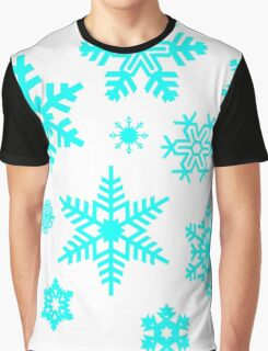 Snowflakes Graphic T-Shirt