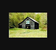 Kentucky Barn Quilt - Darting Minnows Unisex T-Shirt