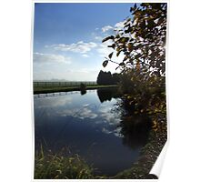 Willow Waters Fishery Poster
