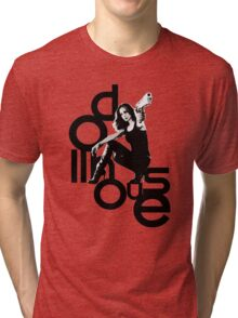 Dollhouse Tri-blend T-Shirt