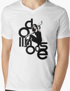 Dollhouse Mens V-Neck T-Shirt
